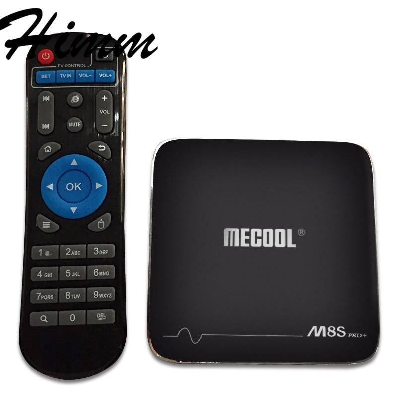 M8S PRO TV Box Android 7.1 Smart TV Box 2GB DDR4 16GB Amlogic S912 64 bit Octa Core Bluetooth 4.1 2.4G/5G WiFi TV Set-top Box zidoo x6 pro octa core smart android 5 1 tv box hd 4k 3d 2gb 16gb h8 m8s network media player hdmi 2 0 bluetooth 4 0 dual wifi