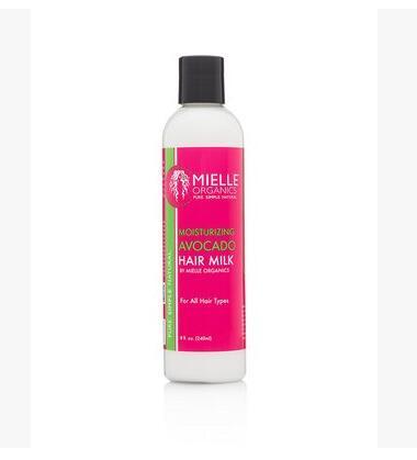 Mielle Organics Avocado Moisturizing Hair Milk 8 oz renew avalon organics vitamin c hydrating cleansing milk 8 5 ounce bottle pack of 6