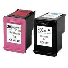 1set High Quality Black&Color For HP 300XL Ink Cartridge For HP DJ D1660 D2560 D2660 D5560 F2420 F2480 F2492 F4210 Printer high ink volume re manufactured ink cartridge for hp 300xl 15 17ml cc644ee 300xl tri colour inkjet cartridge for deskjet d2660