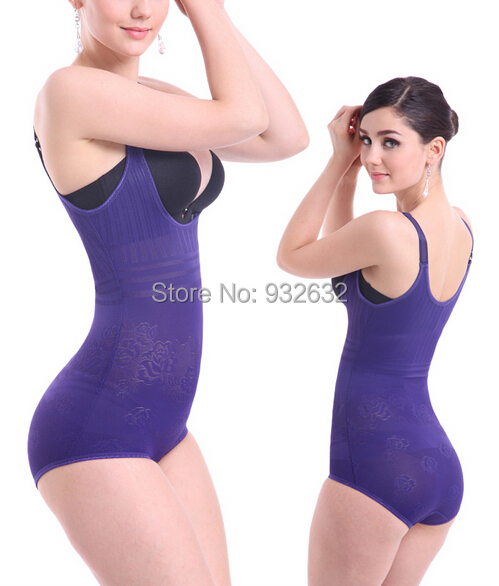 Women Sexy Adjustable  Bodysuits Underbust  Seamless Tummy Slimmer Slimming Shapewear Vest Suit  Plus Size