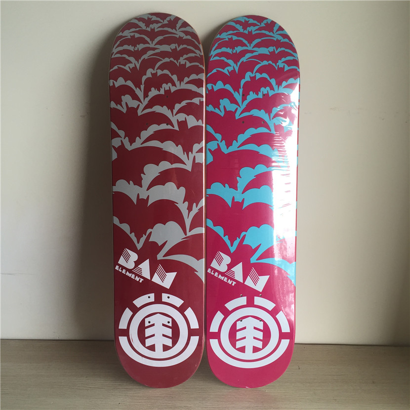 Unperfect still good 7.5inch Pro Skateboard Board Full Canadian Maple Wooden Decks 2pcs/set with reasonable price new arrival graphics skateboard decks with 7 875 8 8 125 8 25 made by canadian maple us skateboarding deck for skaters