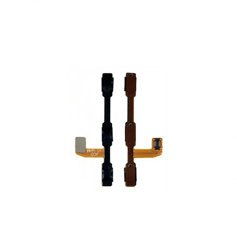 New Switch On Off Power Flex Cable Replacement Parts Button For ZTE Blade V8 Volume Control Flex Cable Lock