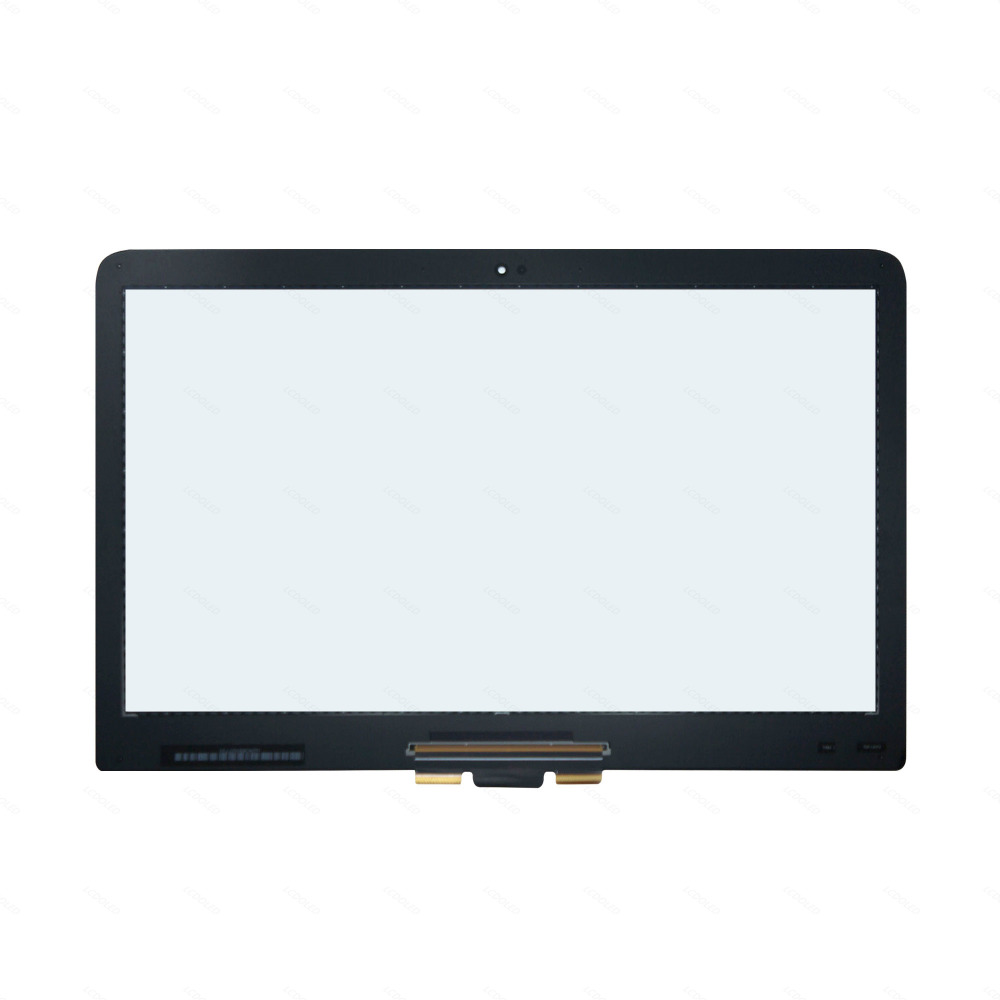 13.3 Touch Screen Glass Panel Digitizer Replacement Part for HP Spectre 13 4105dx x360 Convertible PC N1R86UA#ABA Laptop