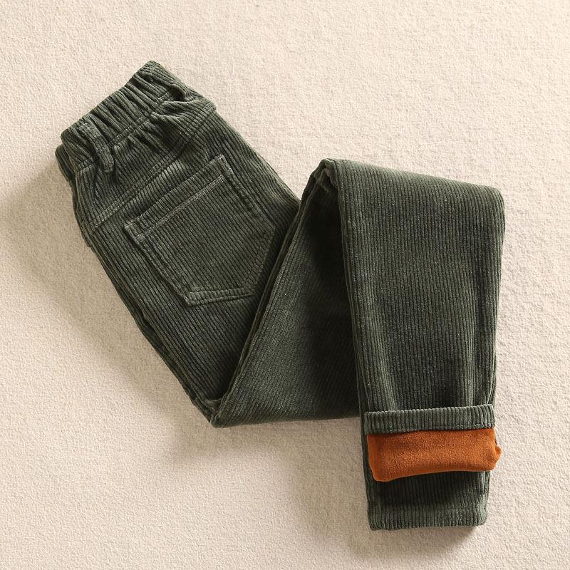 Pants Thick Plus Llong 15