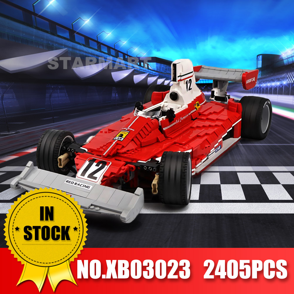 Xingbao 03023 Technic The Red Power Racing Car Set Building Blocks Bricks Educational Toys As Christmas Gifts for Kids Xingbao 03023 Technic The Red Power Racing Car Set Building Blocks Bricks Educational Toys As Christmas Gifts for Kids