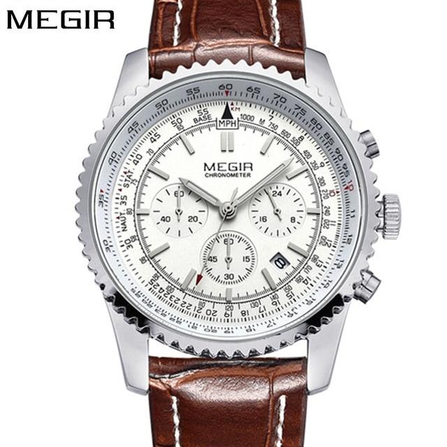ecdd027167df Relojes para hombre MEGIR