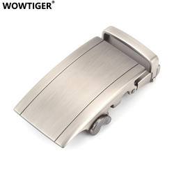WOWTIGER высокое качество цинковый сплав автоматической пряжкой пряжка ремня подходящая для 35 мм широкий ремни hebilla cinturon букле мужской de ceinture