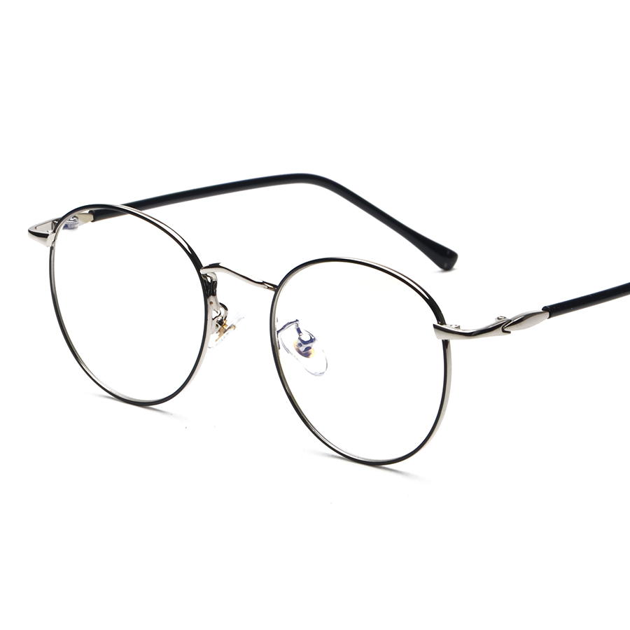 Round Eyeglasses Trend