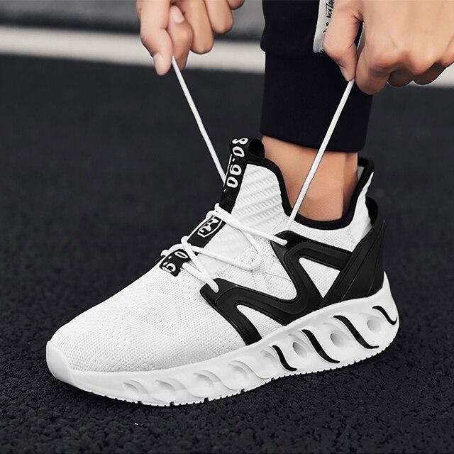 cebc1127bd0d Nouvelle Hommes De Course Pour Lumière 2019 Joomra Chaussures Hqf1c7