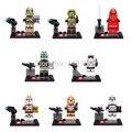 8 UNIDS SY265 Bloques de Construcción Star Wars Clone Troopers Super Heroes Vengadores Ladrillos Compatiable