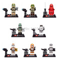 8PCS SY265 Building Blocks Star Wars Clone Troopers Super Heroes Avengers   Bricks Compatiable