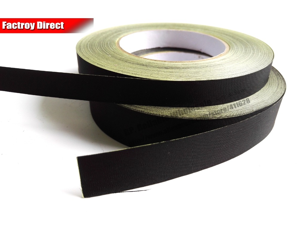 (5mm~45mm Choose*30 Meter) Adhesive Insulate Acetate Cloth Tape Sticky for Laptop, PC, Fan, Monitor Screen, Motor Wire Wrap(China)
