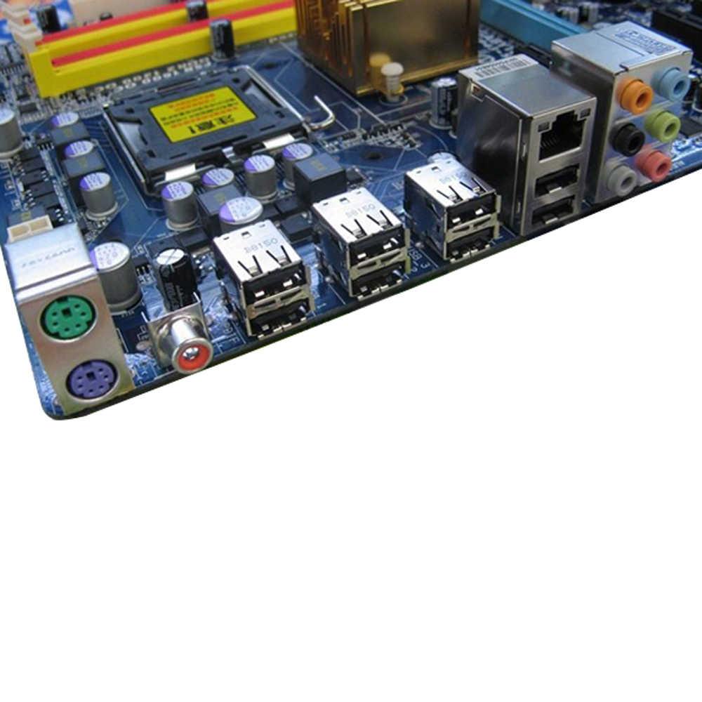 Ban đầu Sử Dụng Máy Tính Để Bàn Bo Mạch Chủ Gigabyte GA-EP43-S3L P43 LGA 775 DDR2 16GB SATA2 USB2.0 ATX