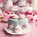 Кекс торт топпер торт флаги С Днем Рождения Баннер Флаг детская душа ребенка партия поставки торт выпечки партия декоративные
