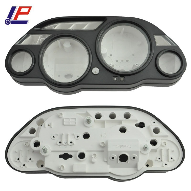 For KAWASAKI ZZR400 ZZR 400 93-97 94 95 96 Motorcycle Gauges Cover Case Housing Speedometer Tachometer Instrument