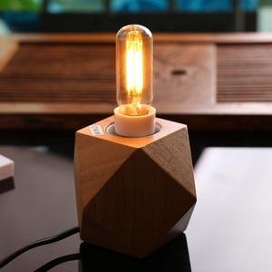 Image 3 - Ganriland アンバーガラス T25/T8 管状ランプ Led 電球 4 ワット 2200 18k レトロ LED フィラメント E12 E14 ライト電球調光対応装飾シャンデリア