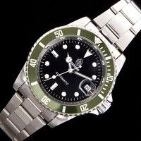 SEWOR Luxury Brand Fashion Full Steel Watch Brand Revenge 1000FT 300M Automatic Mechanical Freeship Sport Watch Military Watch