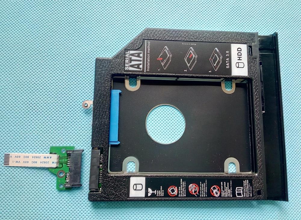 Оригинальный Для Lenovo IdeaPad 300 300-15 300-15ibr 300-15isk 0dd доска HDD доска DVD разъем доска drive Интерфейс ns-a483