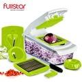 Fullstar овощерезка кухонные аксессуары мандолин овощерезка для фруктов овощерезка для картофеля морковь сыра овощная терка