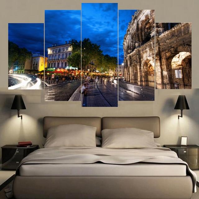 best price modern canvas prints italy classci building landscape