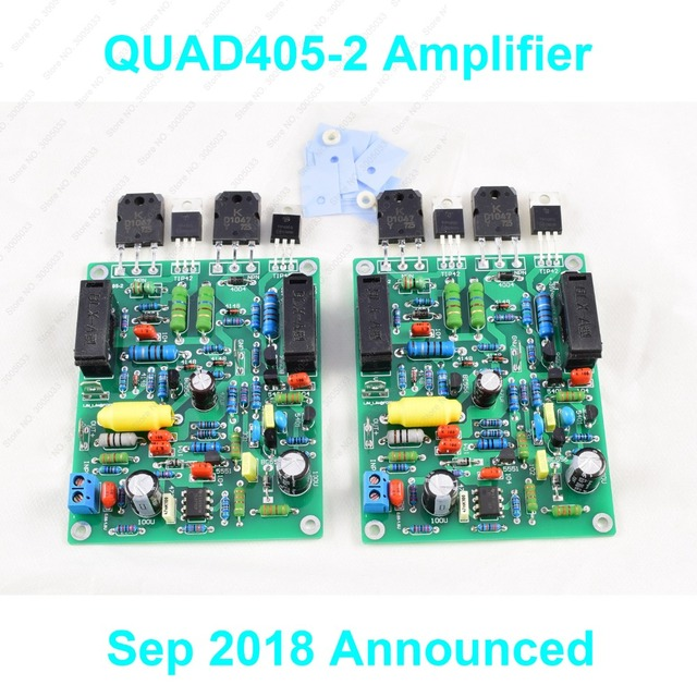 quad 4 pairs quad405 2 assembled power amplifier replica of quad405quad 4 pairs quad405 2 assembled power amplifier replica of quad405 2 improved from