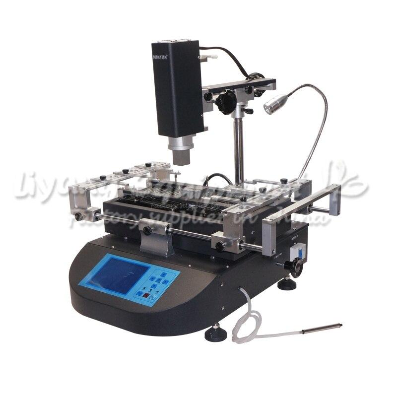 Honton HT-R490 BGA rework machine soldering station for mobile phone repairing цена