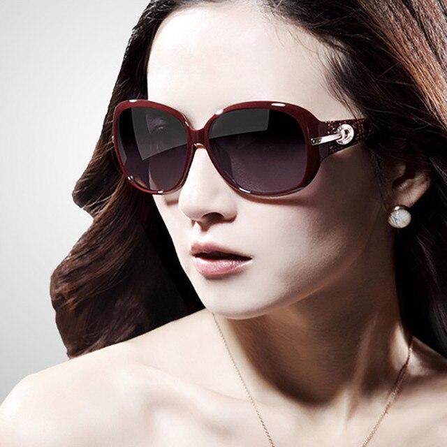 Vintage Fashion Hollow Frame Oversized Sungasses For Women High-end New Brand Female Sun Glasses Eyewears 1