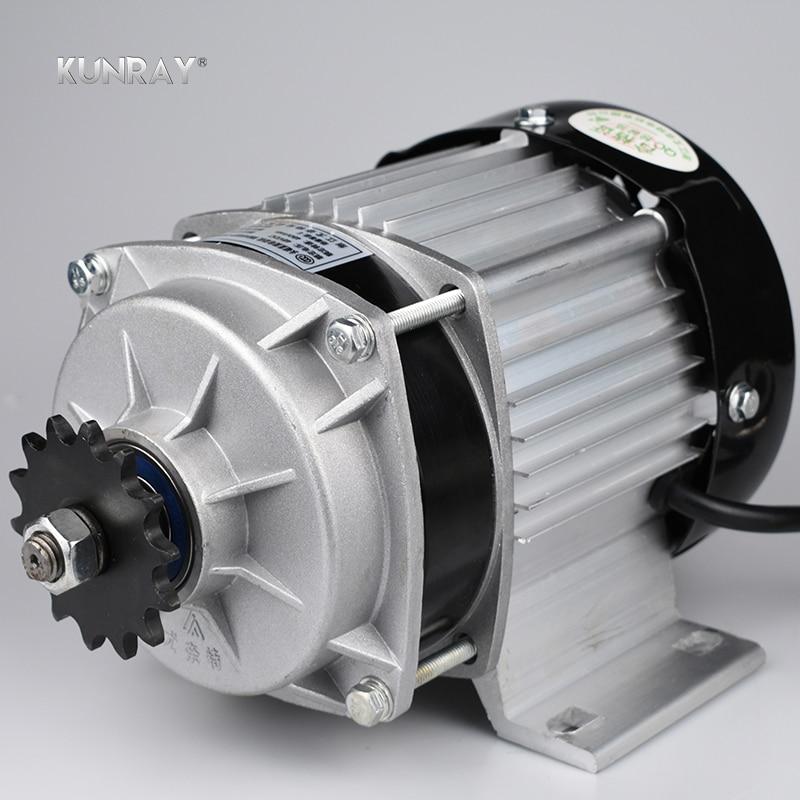 UNITEMOTOR BM1418ZXF 500 W 48 V безщеточный электрический двигатель постоянного тока трицикл мотор для мотоцикла двигателя E Trishaw автомобиль Mid Drive колесн
