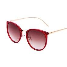 Niza Cat Eye Sunglasses Mujeres de Color Caramelo de la Manera Gafas de Marco Grande Para Las Mujeres Lunettes Oculos Feminino Gafas De Sol Mujer