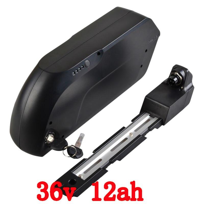 ЕС США нет налога 36 В в 12AH Электрический велосипед 500 В Вт литий ионный батарея с USB BMS контроллер 42 В 2A зарядное устройство