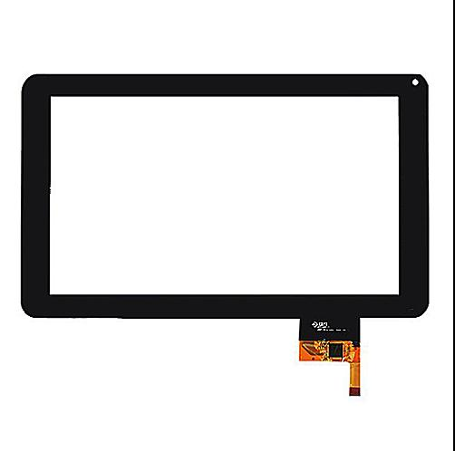 New touch screen Touch panel Digitizer Glass Sensor Replacement 9 inch Prixton T9100 Leopard Tablet Parts Free Shipping new white 10 1 inch tablet 10112 0b50550 touch screen panel digitizer glass sensor replacement free shipping