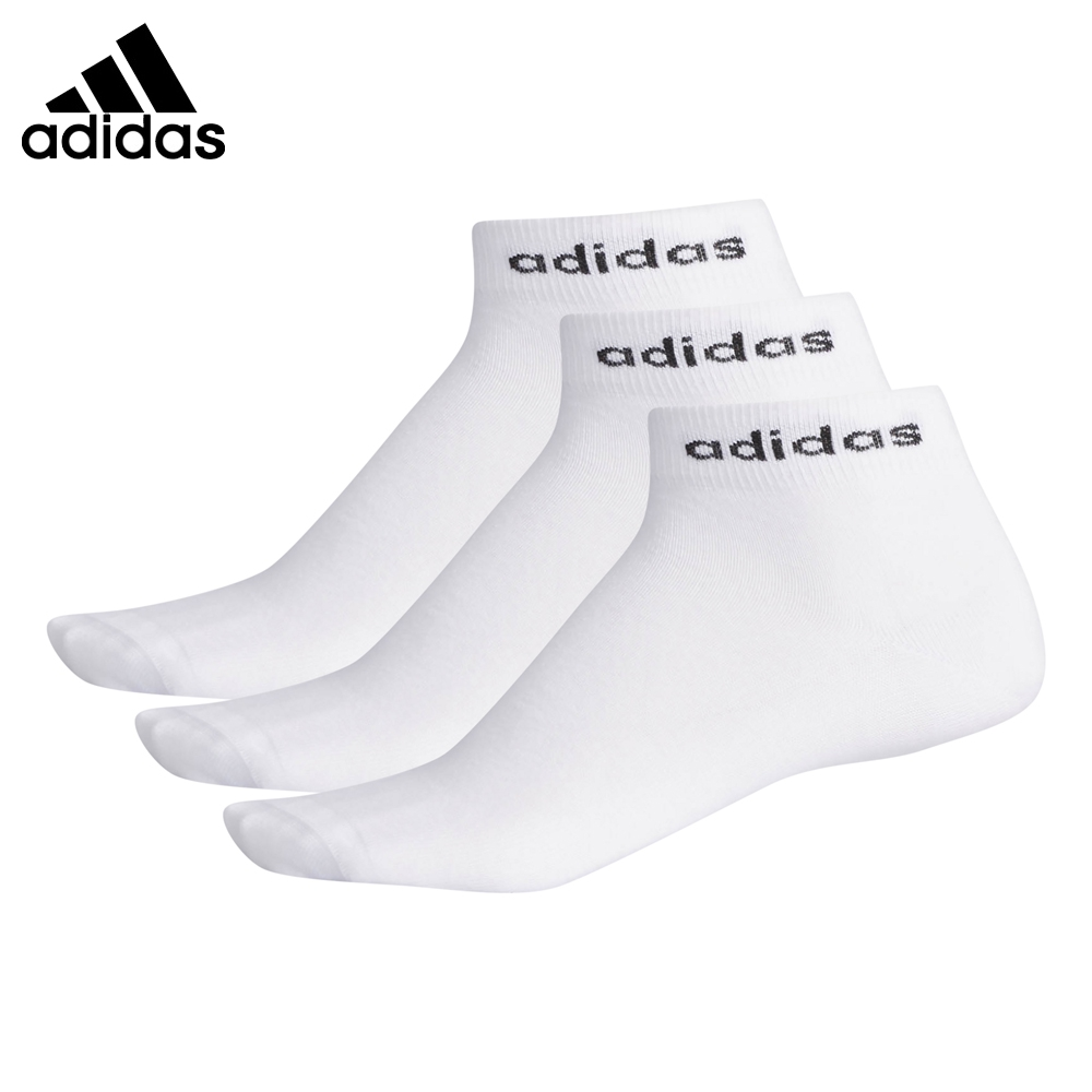 Original New Arrival  Adidas Neo BS ANKLE 3PP Men's Sports Socks( 3 Pair )