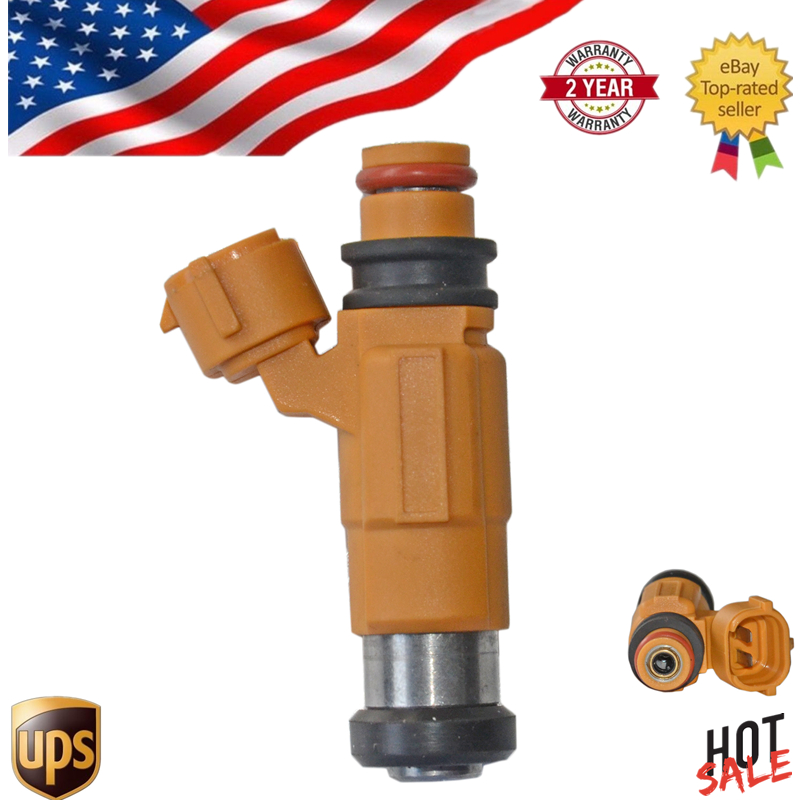 Fuel Injector For Mitsubishi Diamante 3.5L Galant 2.4L V6 Montero, For Marine Yamaha Outboard CDH275 MD319792 CDH-275 AW347305
