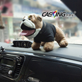 MINI Cooper Bulldog Plush Soft Toy car-styling car interior accessories funny toy