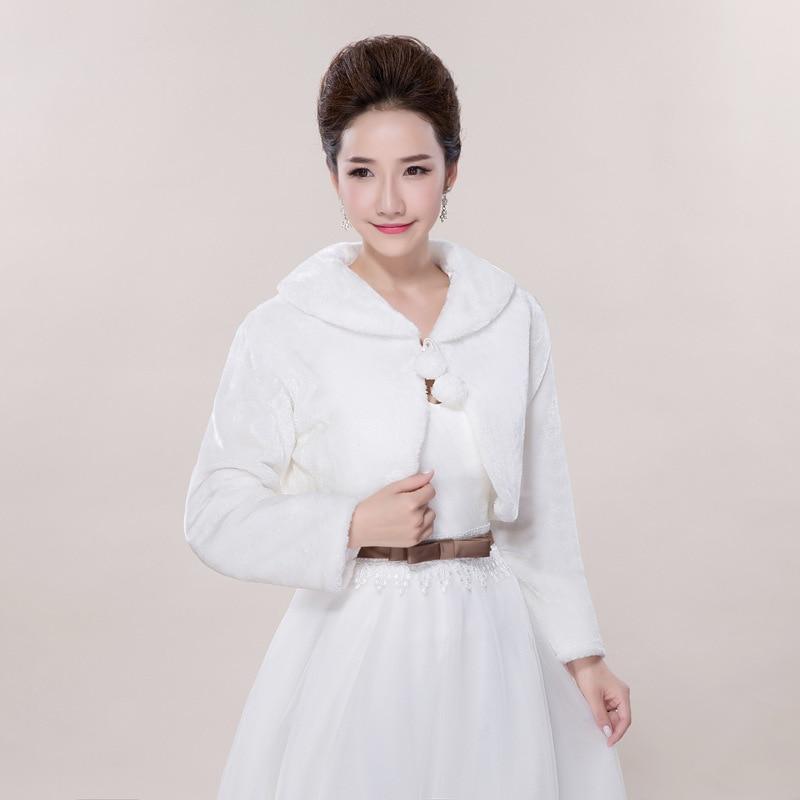 Women Cloak 2016 Autumn Winter Fashion Whole Faux Fur Imitated Mink Fur Shawl Bridal Wedding Cappa Scarves wt125