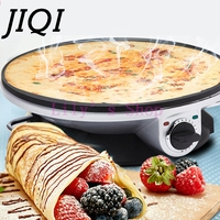 High quality baking pizza pan machine pancake maker home spring roll machine Griddle cooking tool EU US plug