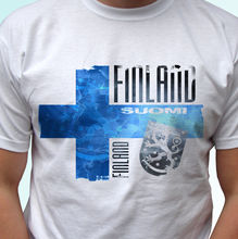 Finland t-shirt European Countries t-shirts tees.