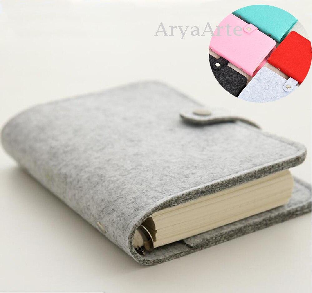 A7 n24 n72 n66 ring Folder Coil n32 Diary caderno n26 креативный школьный милый дневник A6