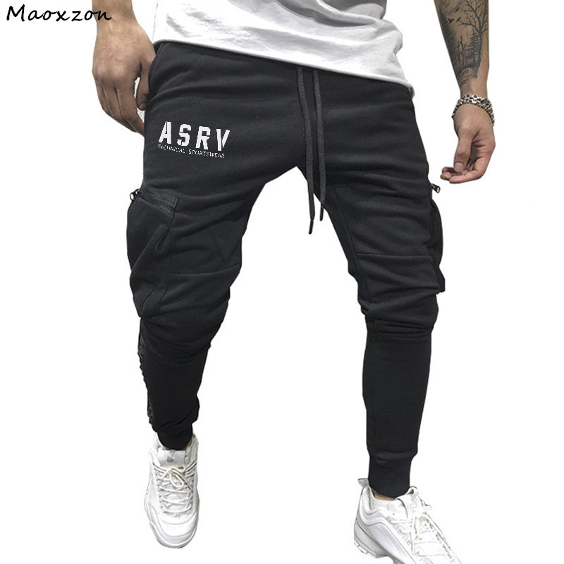 Maoxzon Men's Casual Loose Sportswear Fitness Long Pants For Boys Print Drawstring Pocket Active Jogger Workout Sweatpants XXXL