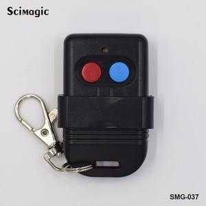 "Image 1 - 1 חתיכה מלזיה SMC5326 5326 330mhz 433mhz 8 מח""ש מתג אוטומטי שער לשכפל שלט רחוק"