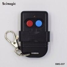 1 pedaço Malásia SMC5326 5326 330mhz 433mhz 8 dip switch auto portão duplicado controle remoto