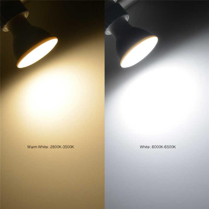 LED Bulb Spot light 220V MR16 GU10 4W 6W 8W 5W 7W 2835 COB Chip 24 120 180 Degree Chandelier LED Lamp Down light Table Light