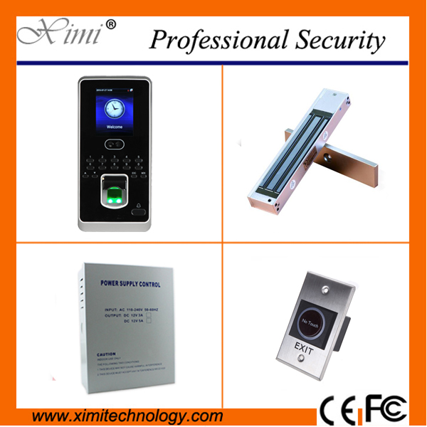 New arrival hot sale face access control system 400 face user tcp/ip communication standalone fingerprint door access controller