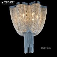 Французская цепь люстра светильник Империя Винтаж Висячие Подвеска Люстра для столовой Освещение для дома, ресторана