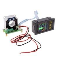 Digital Multimeter DC 0 90V 0 100A Voltmeter Ammeter Power Monitor w Hall Sensor