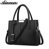 Hot Sale 2016 New Fashion Big Bag Women Shoulder Messenger Bag Ladies Handbag DL9277