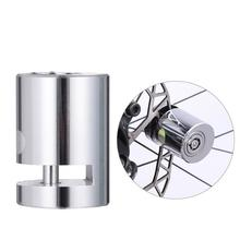 Мини-диск тормозной замок для Мотоциклетный замок электрический автомобиль Противоугонный замок мотоциклетный замок горный велосипед дисковый тормозной замок сталь