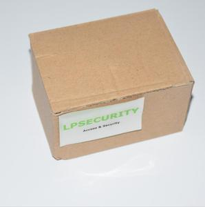 Image 5 - LPSECURITY 800 キロ重量ゲートドアアクセス制御システム電気磁気ガラスドアロックドロップボルトデッドボルト