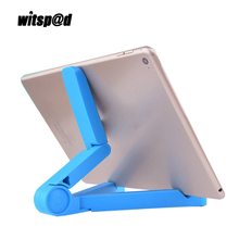 Witsp@d Common Pill PC Stand For iPad / Kindle / Xiaomi Foldable Adjustable Rotating Stand Holder for 5-11″ Pill or cellphone