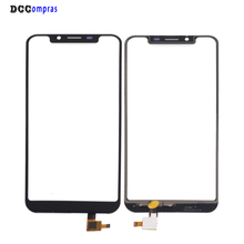 For oukitel U18 Touch Screen Digitizer Assembly Replacement For oukitel U18  Touch Panel  Free Tools 7 digma hit 4g ht7074ml touch screen touch panel digitizer for digma hit 4g ht7074ml tablet touch replacement free shipping